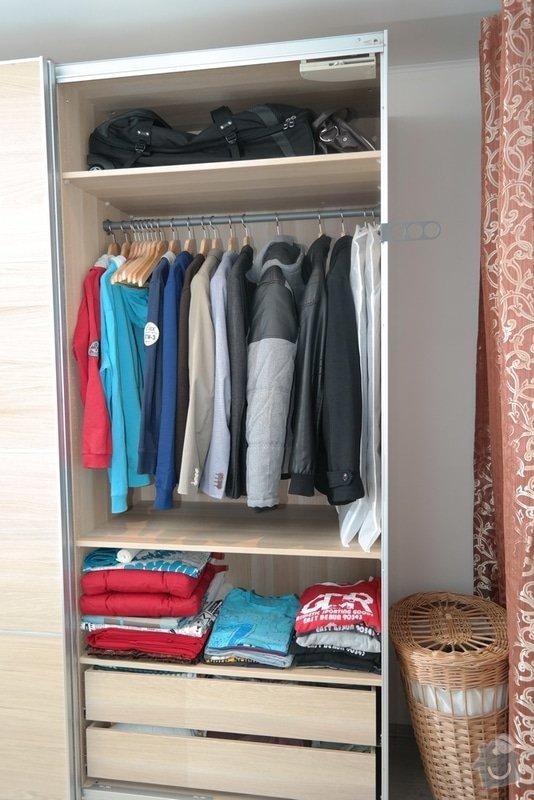 Potřebuji rozmontovat 2 skříně s pojezdy z IKEA: SAM_0363