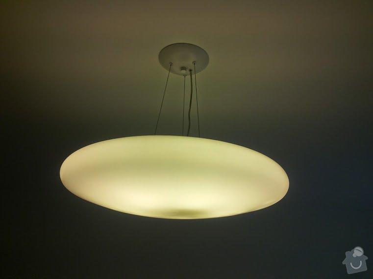 Instalace stropních světel: 20150430_092910