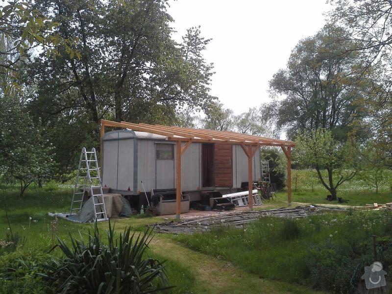 Střecha nebo přístřešek na maringotku: 2