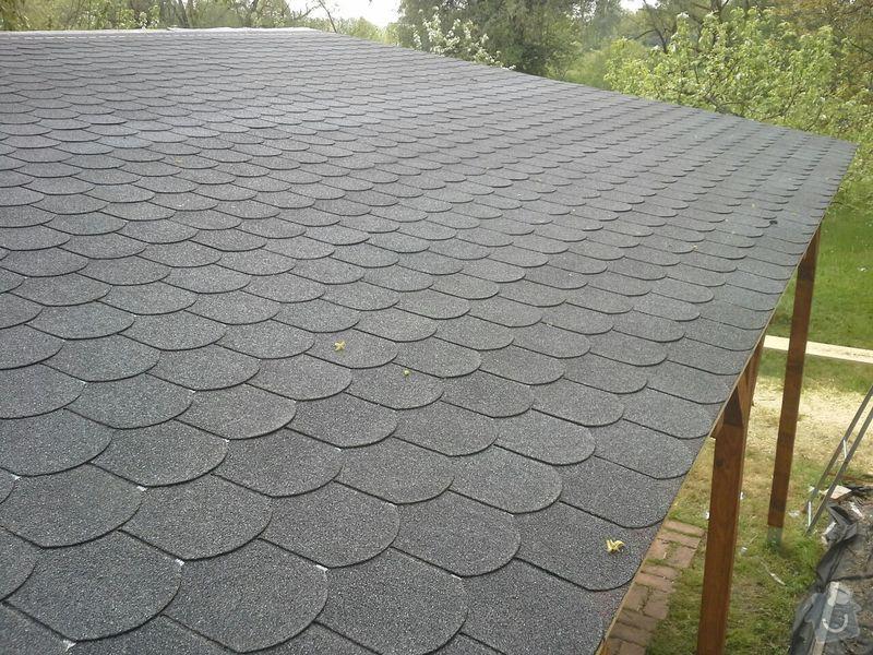 Střecha nebo přístřešek na maringotku: 4