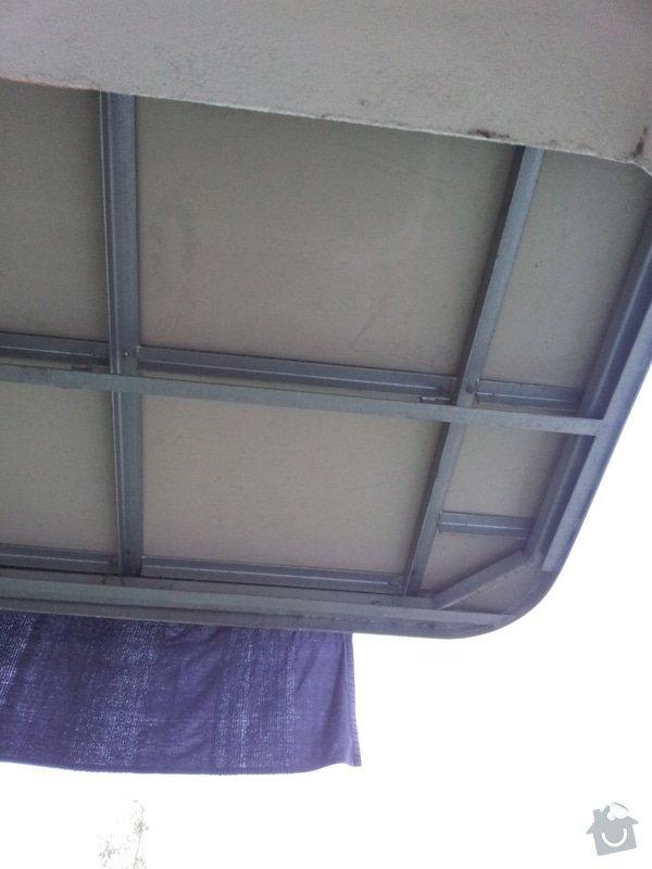 Zaskívání balkonů a lodžií: balkon2