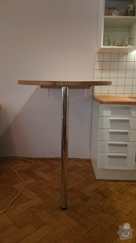 Policová skříňka do kuchyně dle nákresu: DSC_0678_1