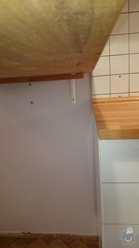 Policová skříňka do kuchyně dle nákresu: DSC_0682_1