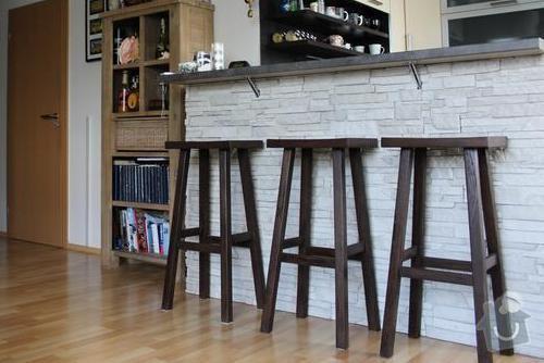 Dřevěné barové židle na míru: 27653132_720