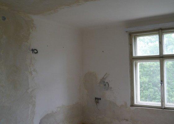 Rekonstrukce bytu v Nuslich
