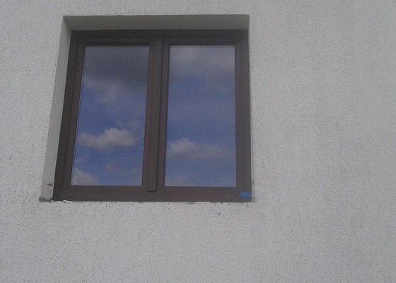 Výměna stávajících oken za plastová