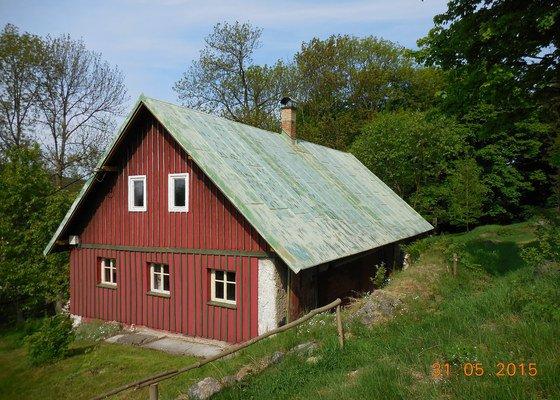 Nátěr plechové střechy 195 m2