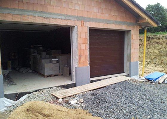 Výroba/prodej  a montáž automatických vjezdových/garážových, bran/vrat