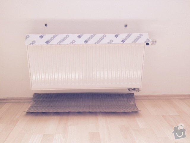 Výměna radiátorů: FullSizeRender