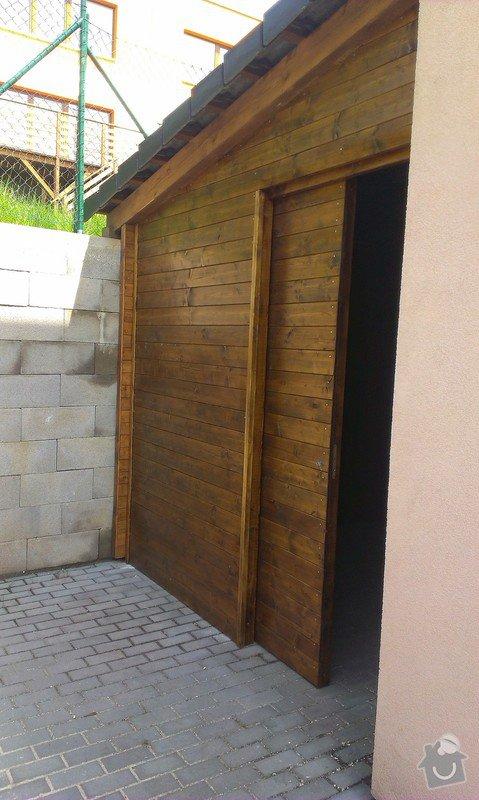 Dřevěná pergola: IMAG1077