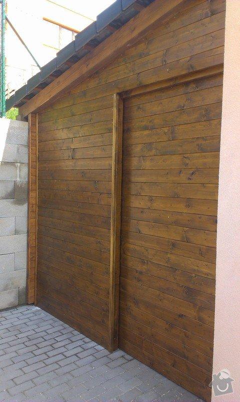 Dřevěná pergola: IMAG1078