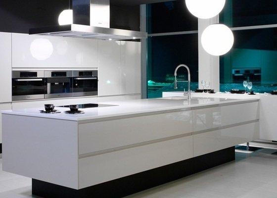 Výroba kuchyně včetně montáže