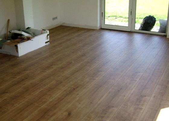 Pokladka laminatovych podlah