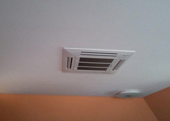 Klimatizace domu