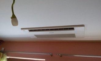 Zhotoveni klimatizace samsung pro podkrovi domu 21.04.15   10