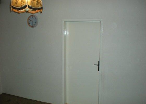 Vybourání otvoru cca 2.6m širokého v nosné zdi podle postupu dle statického posudku