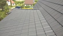 Veranda a střecha