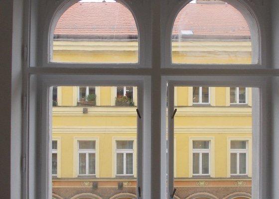 Kompletní repase špaletových oken, byt 80m2, Žižkov