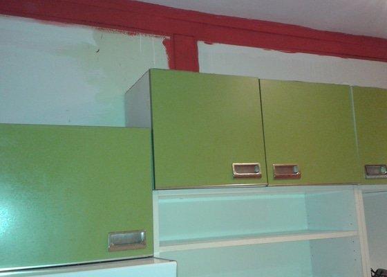 Rekonstrukce panelového bytu 3+kk (Jižní Město)