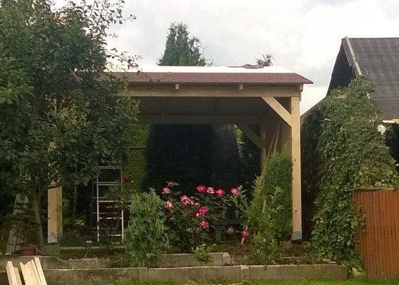Pergola, zahradní sezení