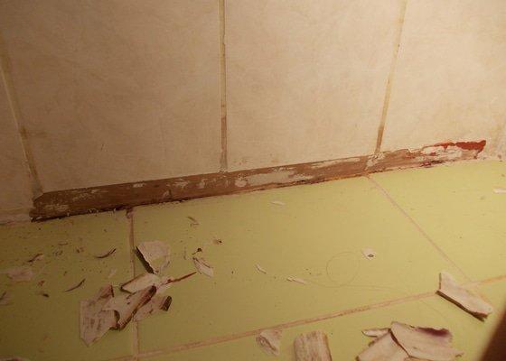 Oprava sprchového koutu  Brno