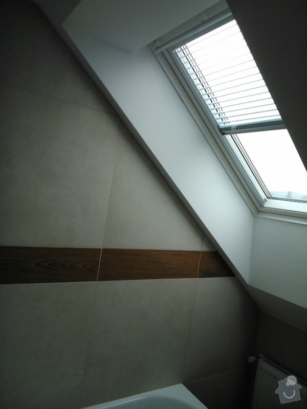 Rekonstrukce bytu, vinylová podlaha - Kuřim: Kurim14