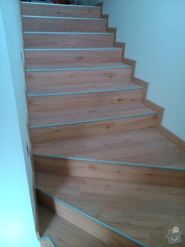 Rekonstrukce bytu, vinylová podlaha - Kuřim: Kurim17