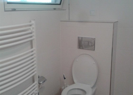 Oprava koupelny