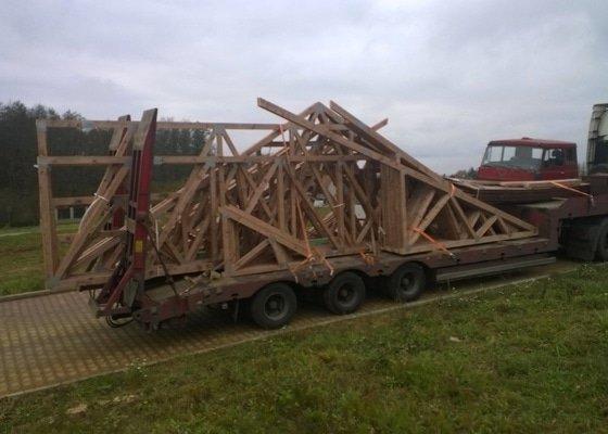 Výstavba dřevostavby