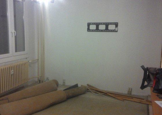 Kompletní rekonstrukce bytu 4+kk