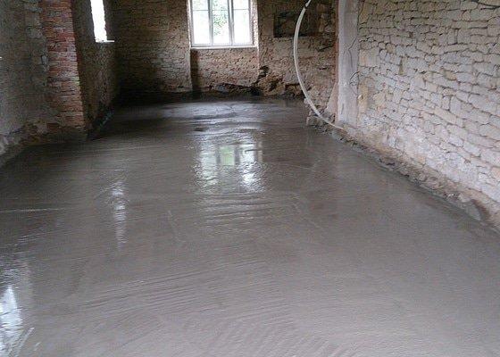 Podkladní beton