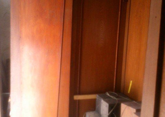 Renovace a celkova oprava skrine