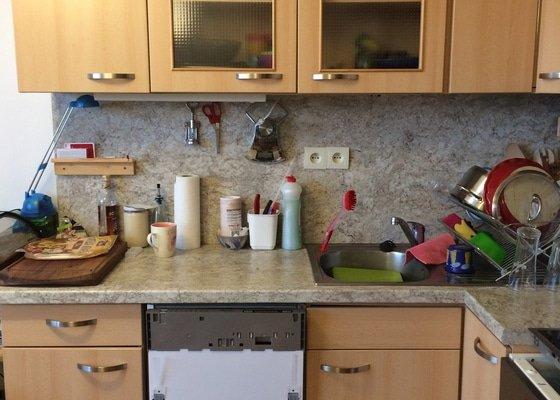 Modernizace kuchyňské linky