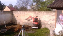 Výstavba dílny