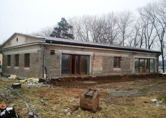 Rekonstrukce bytových jednotek, rekonstrukce objektu