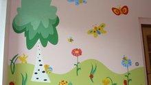 Vymalování dětských pokojů