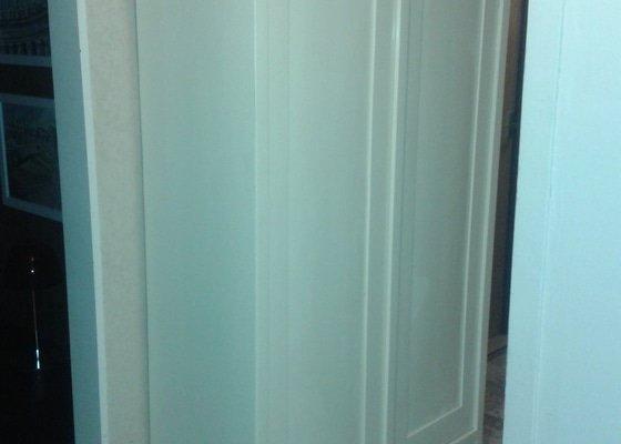 Renovace dvou skříní
