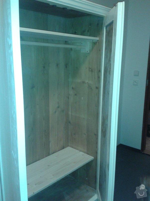 Renovace dvou skříní: 4