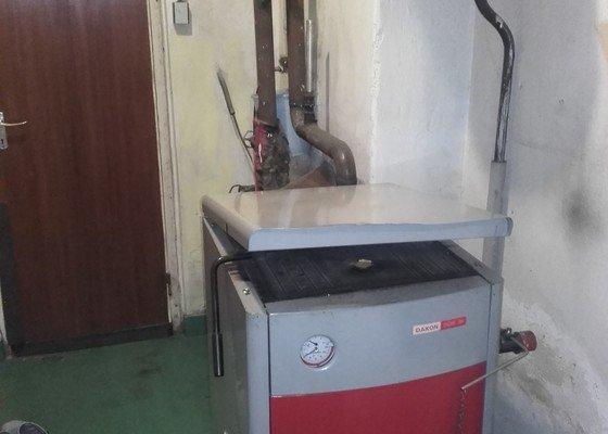 Prodej a připojení automatického kotle Greeneco Prestige 25 kW