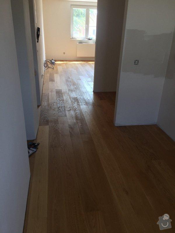 Dřevěná podlaha 70m2 - materiál + pokládka + nivelace: 2015-08-07_14.45.43_HDR