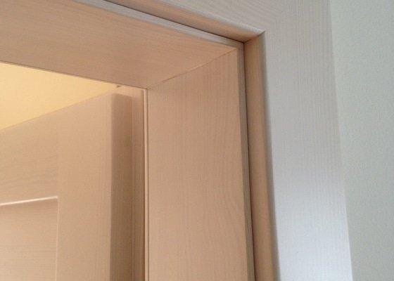 Výroba dveří do bytu