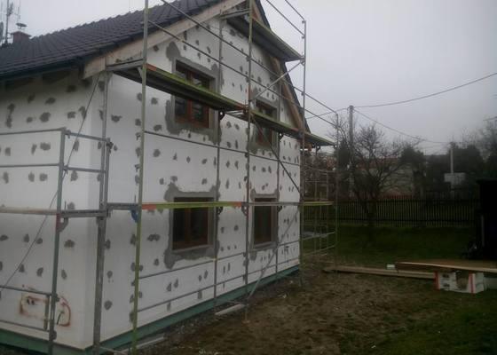 Fasada novostavby