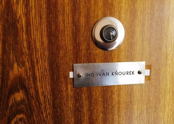 Vstupní dveře do bytu včetně montáže a zaměřené