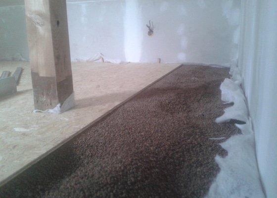 Plovoucí podlaha liapor