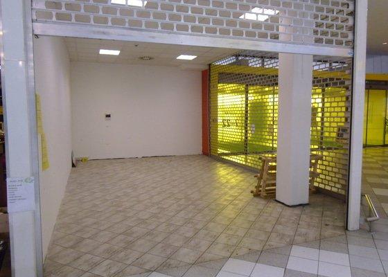 Výmalba prosotry mBank - Staré Město u Uherského Hradiště