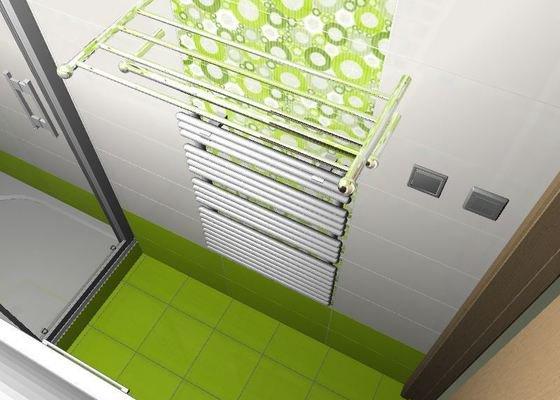 Kompletní rekonstrukce bytového jádra, kuchyně, předsíně.