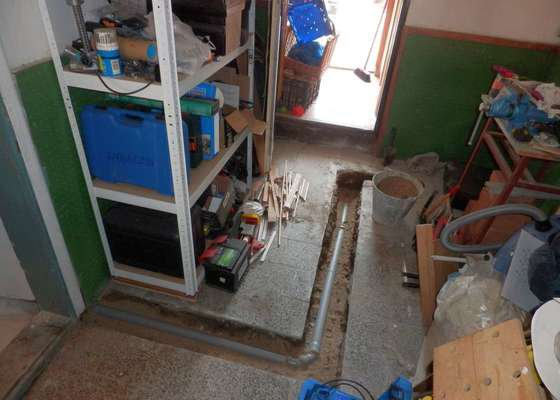 Instalace změkčovače vody pro rodinný dům