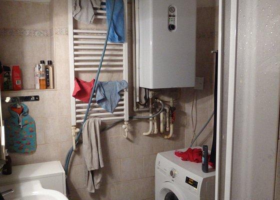 Rekonstrukce koupelny - instalatér