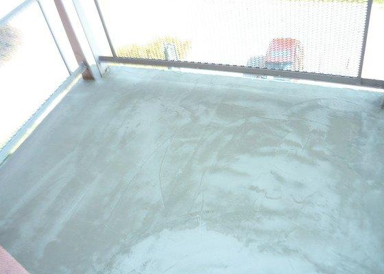Izolace balkonu