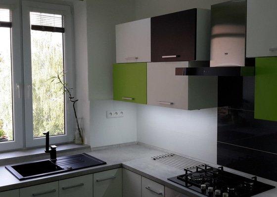 Kompletní rekonstrukce bytu 2+1 Ostrava Poruba